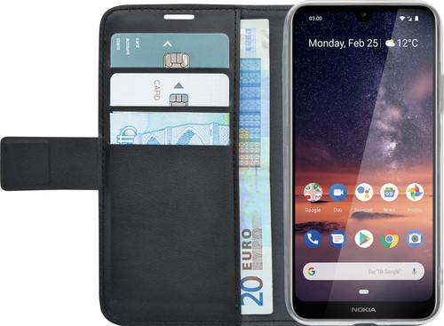 Azuri Wallet Nokia 3.2 Book Case Zwart Main Image