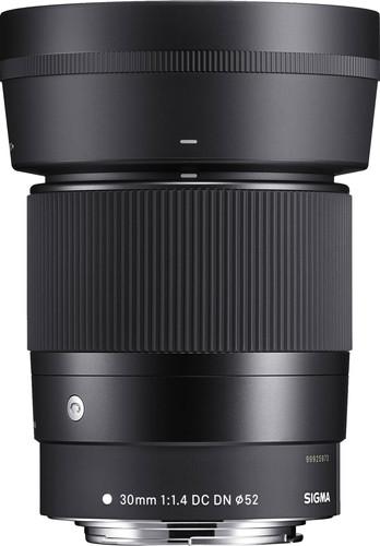 Sigma 30mm f/1.4 DC DN Contemporary Canon EF-M Main Image