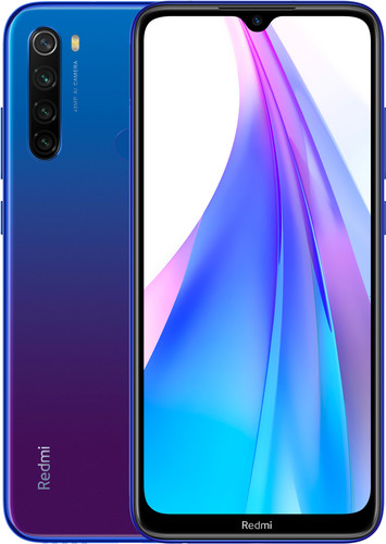 Xiaomi Redmi Note 8T 64GB Blue Main Image