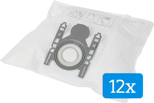 Veripart Vacuum Cleaner Bags for Bosch and Siemens (12 units) Main Image