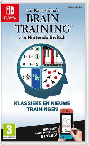 Nintendo Switch Dr. Kawashima's Braintraining Main Image