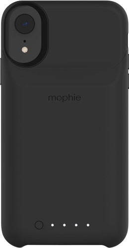 Mophie Juice Pack Access Apple iPhone Xr Back Cover Zwart Main Image