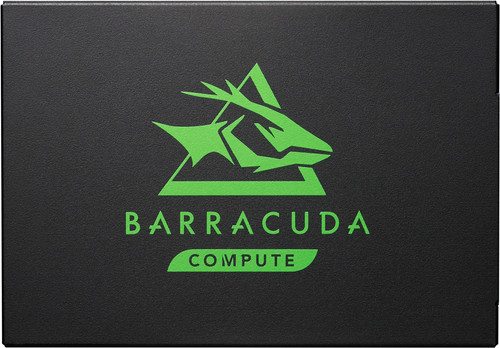 Seagate BarraCuda 120 SSD 250GB Main Image