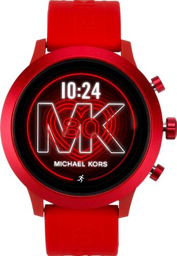 Second Chance Michael Kors Access MK Go Gen 4S MKT5073 - Red Main Image