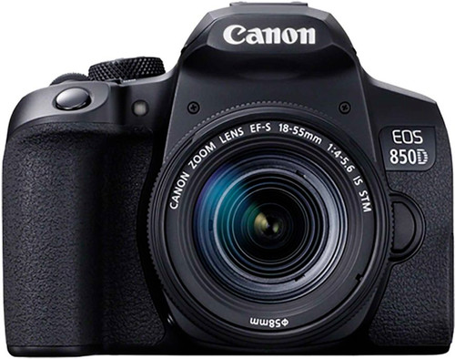 Canon EOS 850D + 18-55mm f/4-5.6 IS STM Main Image