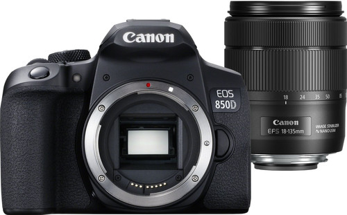 Canon EOS 850D + 18-135mm f/3.5-5.6 IS USM Main Image