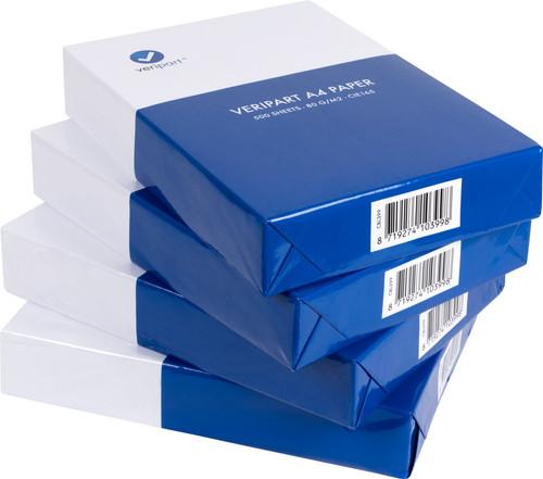Veripart A4 paper 80g/m2 2500 Sheets Main Image
