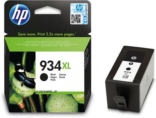 HP 934XL Cartridge Black Main Image