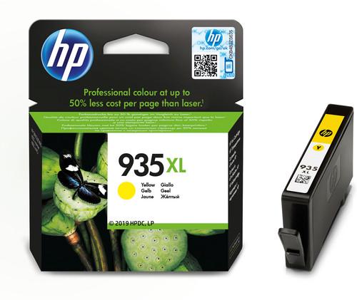 HP 935XL Cartridge Geel (C2P26AE) Main Image