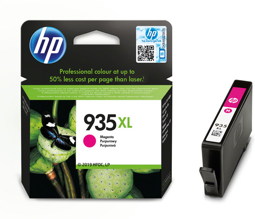 HP 935XL Cartridge Magenta Main Image