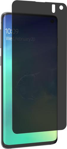 InvisibleShield Ultra Privacy Samsung Galaxy S10 Screenprotector Plastic Main Image
