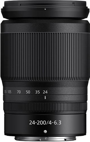 Nikon NIKKOR Z 24-200mm f/4-6.3 VR Main Image