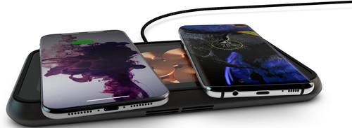 ZENS Liberty Wireless Charger Transparent Glass Main Image