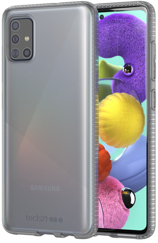 Tech21 Studio Clear Samsung Galaxy A51 Back Cover Transparant Main Image