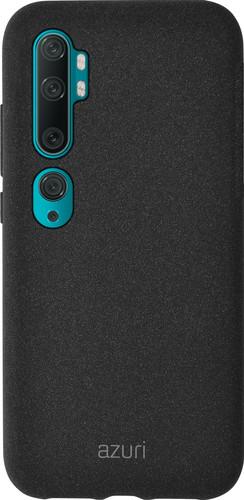 Azuri Flexible Sand Xiaomi Mi Note 10 Back Cover Zwart Main Image