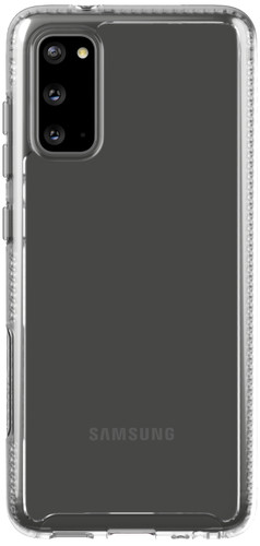 Tech21 Pure Clear Samsung Galaxy S20 Back Cover Transparant Main Image