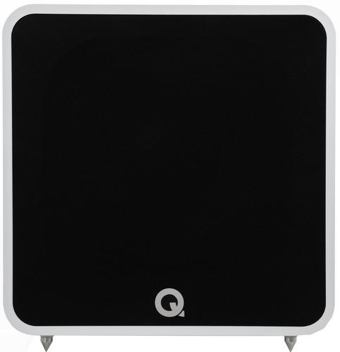 Q Acoustics QB 12 Subwoofer Matte White Main Image