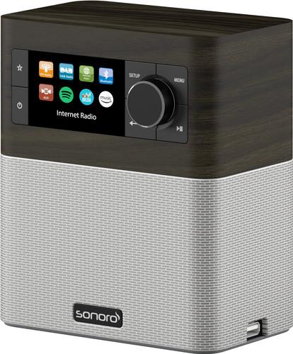 Sonoro Stream SO-410 V2 Eiken/Zilver Main Image