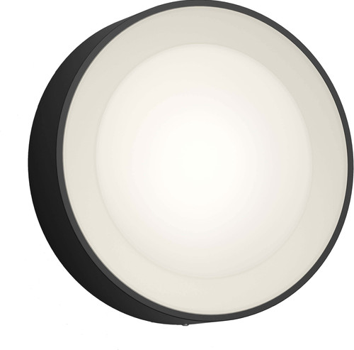 Philips Hue Daylo wall lamp - white and colored light - black Main Image