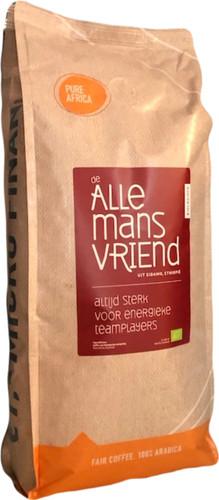 De Allemansvriend biologische koffiebonen 1 kg Main Image