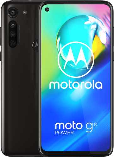 Motorola Moto G8 Power 64GB Zwart Main Image