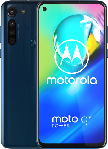 Motorola Moto G8 Power 64GB Blue Main Image