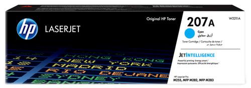 HP 207A Toner Cyaan Main Image