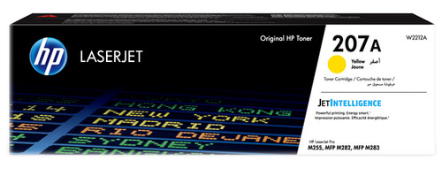 HP 207A Toner Geel Main Image