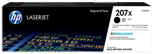 HP 207X Toner Zwart (Hoge Capaciteit) Main Image