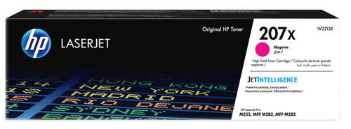 HP 207X Toner Magenta (Hoge Capaciteit) Main Image