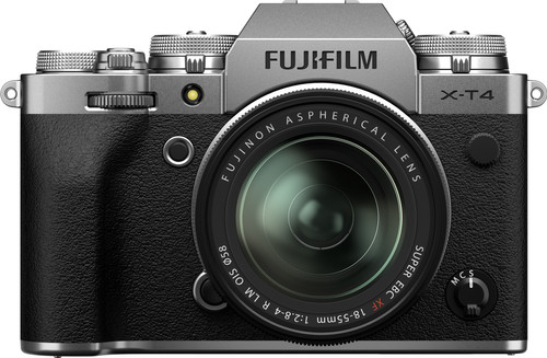 Fujifilm X-T4 Zilver + XF 18-55mm f/2.8-4.0 R LM OIS Main Image