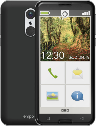 Emporia Smart.3 Zwart Main Image
