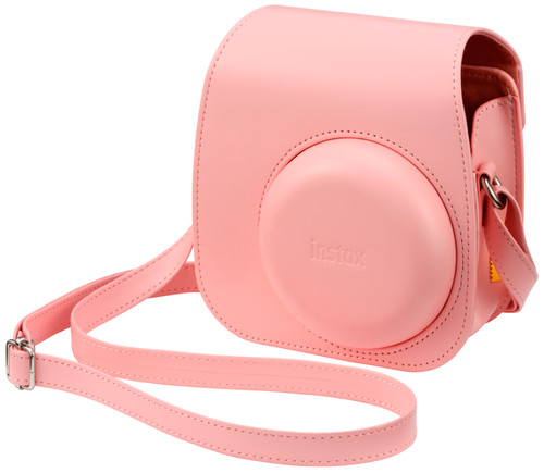 Fujifilm Instax Mini 11 Case Blush Pink Main Image