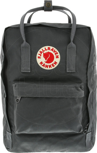 Fjällräven Kånken Laptop 15'' Super Grey 18L Main Image