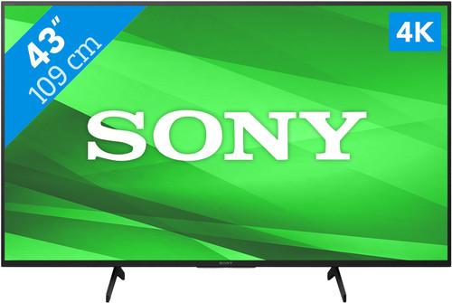 Sony KD-43XH8096 (2020) Main Image