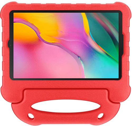 Just in Case Samsung Galaxy Tab A 10.1 (2019) Kids Cover Ultra Red Main Image