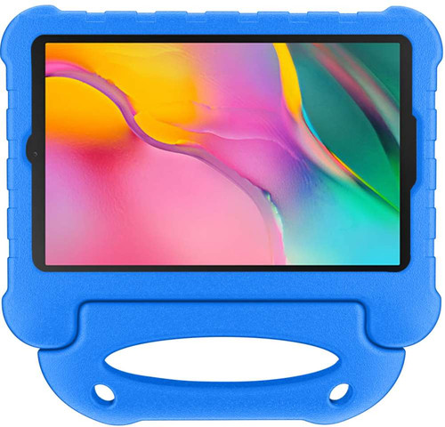 Just in Case Samsung Galaxy Tab A 10.1 (2019) Kids Cover Ultra Blue Main Image