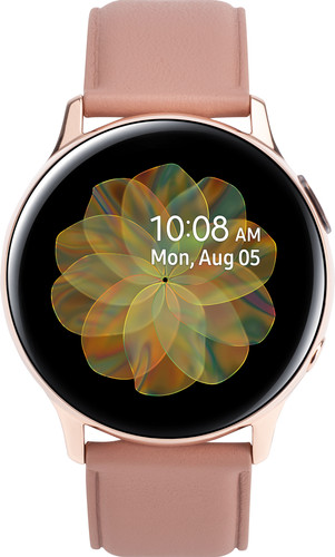 Samsung Galaxy Watch Active2 Rose Gold 40mm Stainless Steel Main Image