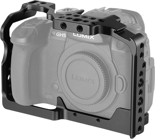 SmallRig 2049 Panasonic Lumix GH5 Cage Main Image