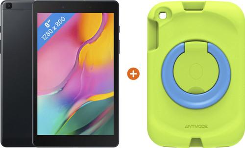 Samsung Galaxy Tab A 8.0 (2019) 32GB WiFi + Kids Cover Green Main Image