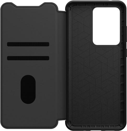 Otterbox Strada Samsung Galaxy S20 Ultra Book Case Zwart Main Image