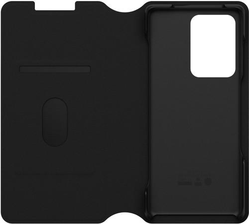 Otterbox Strada Via Samsung Galaxy S20 Ultra Book Case Zwart Main Image