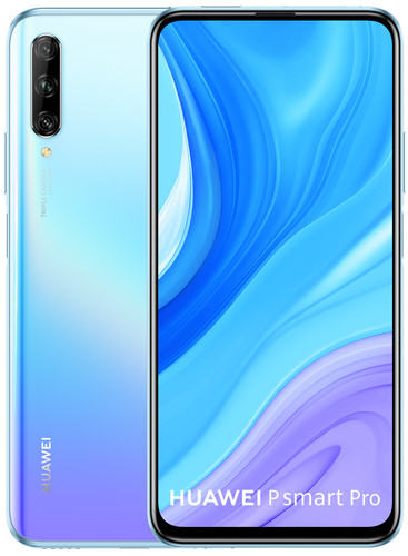Huawei P Smart Pro 128GB White/Purple Main Image