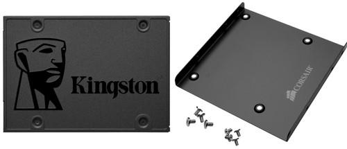 Kingston A400 SSD 240GB + Mounting bracket Main Image