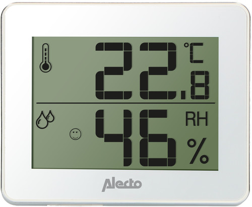 Alecto WS-55 Thermometer + Hygrometer Main Image