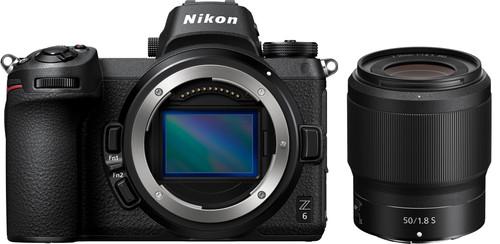 Nikon Z6 + 50mm f/1.8 S Main Image