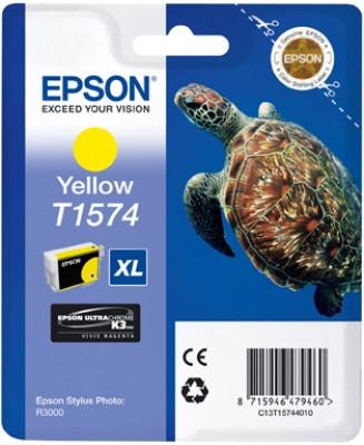 Epson T1574 Cartridge Yellow (C13T15744010) Main Image