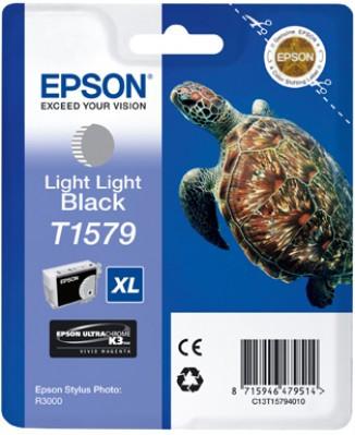 Epson T1579 Cartridge Gray (C13T15794010) Main Image