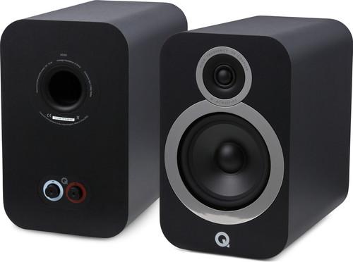 Q Acoustics 3030i Zwart (per paar) Main Image