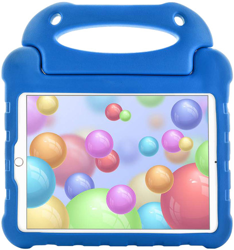 Just in Case Apple iPad (2020)/(2019) and iPad Air (2019) Kids Cover Ultra Blue Main Image